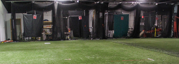 Edge BASEBALL Batting Cages